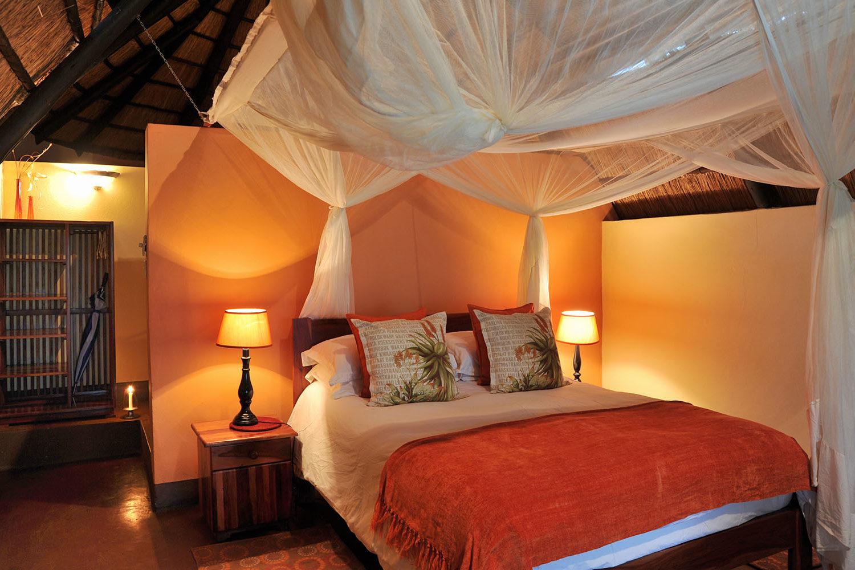 imbalala lodge victoria-falls-zimbabwe-lodges-accommodation-bed