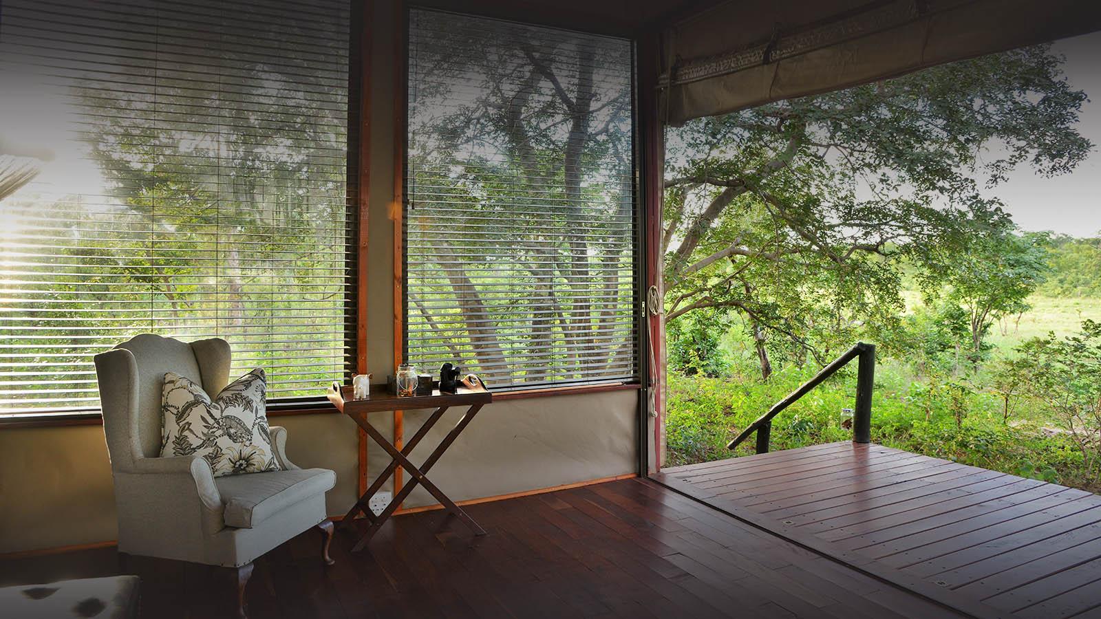 khulus retreat hwange-national-park-zimbabwe-lodges-villa-view