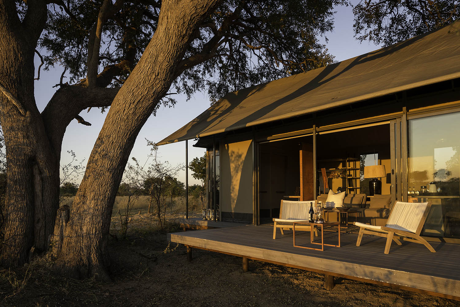 linkwasha camp hwange-national-park-zimbabwe-lodges-luxury-accommodation-deck
