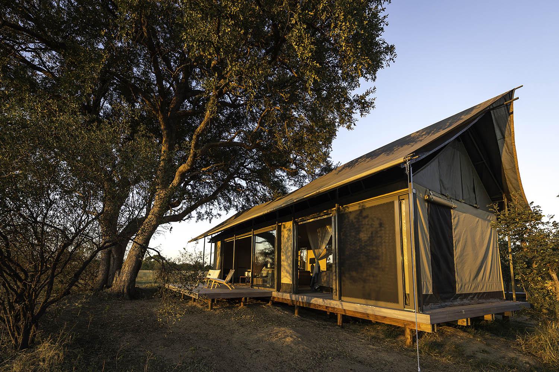 linkwasha camp hwange-national-park-zimbabwe-lodges-luxury-accommodation-tent-exterior