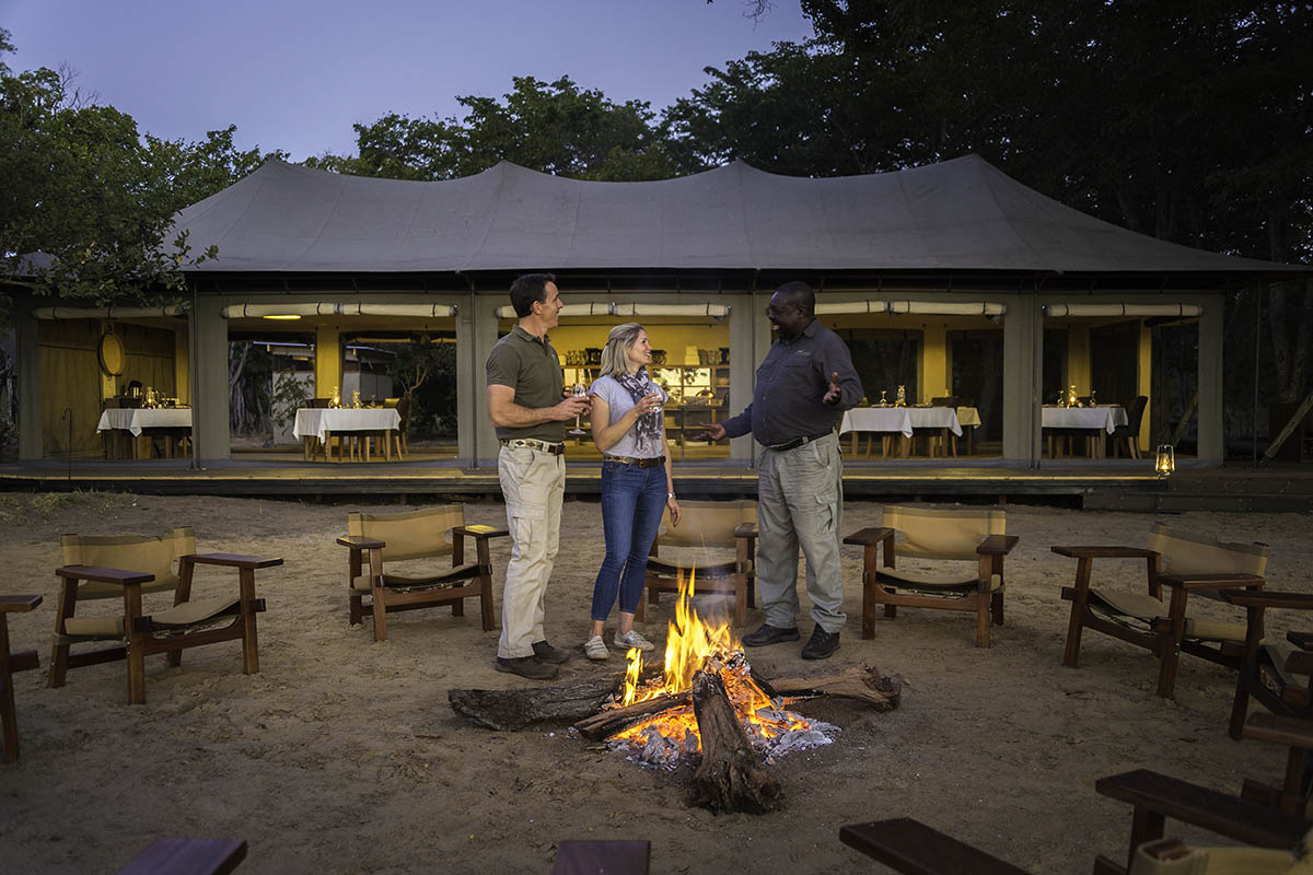 little makololo camp hwange-national-park-zimbabwe-accommodation-lodges-wilderness-safaris-camp-fire