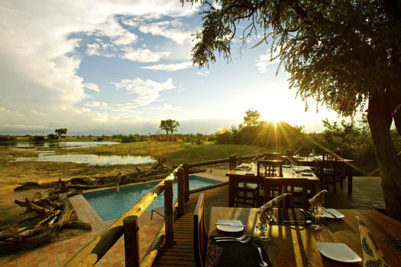 nehimba lodge imvelo-hwange-national-park-lodges-zimbabwe-accommodation-main-area-viewing-deck