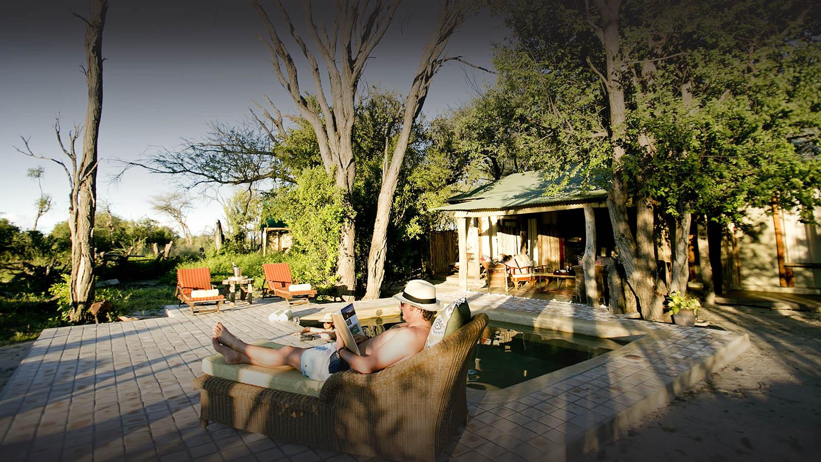 the hide hwange-national-park-lodges-zimbabwe-accommodation-toms-little-hide-pool-area