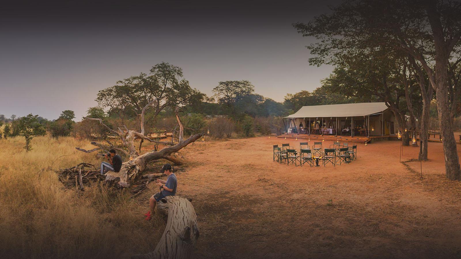 verneys machaba hwange-national-park-safari-zimbabwe-luxury-accommodation-pano