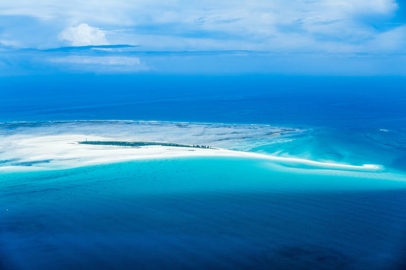 anantara medjumbe mozambique-lodges-zambia-in-style-pemba-quirimbas-aerial-view