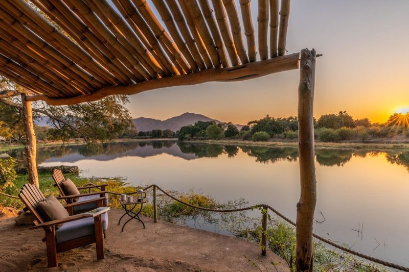 chongwe camp zambia-in-style-zambia-lodges-lower-zambezi-national-park-wildlife-photography-chairs