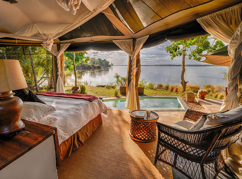 Chongwe Suites Lower Zambezi Zambia In Style