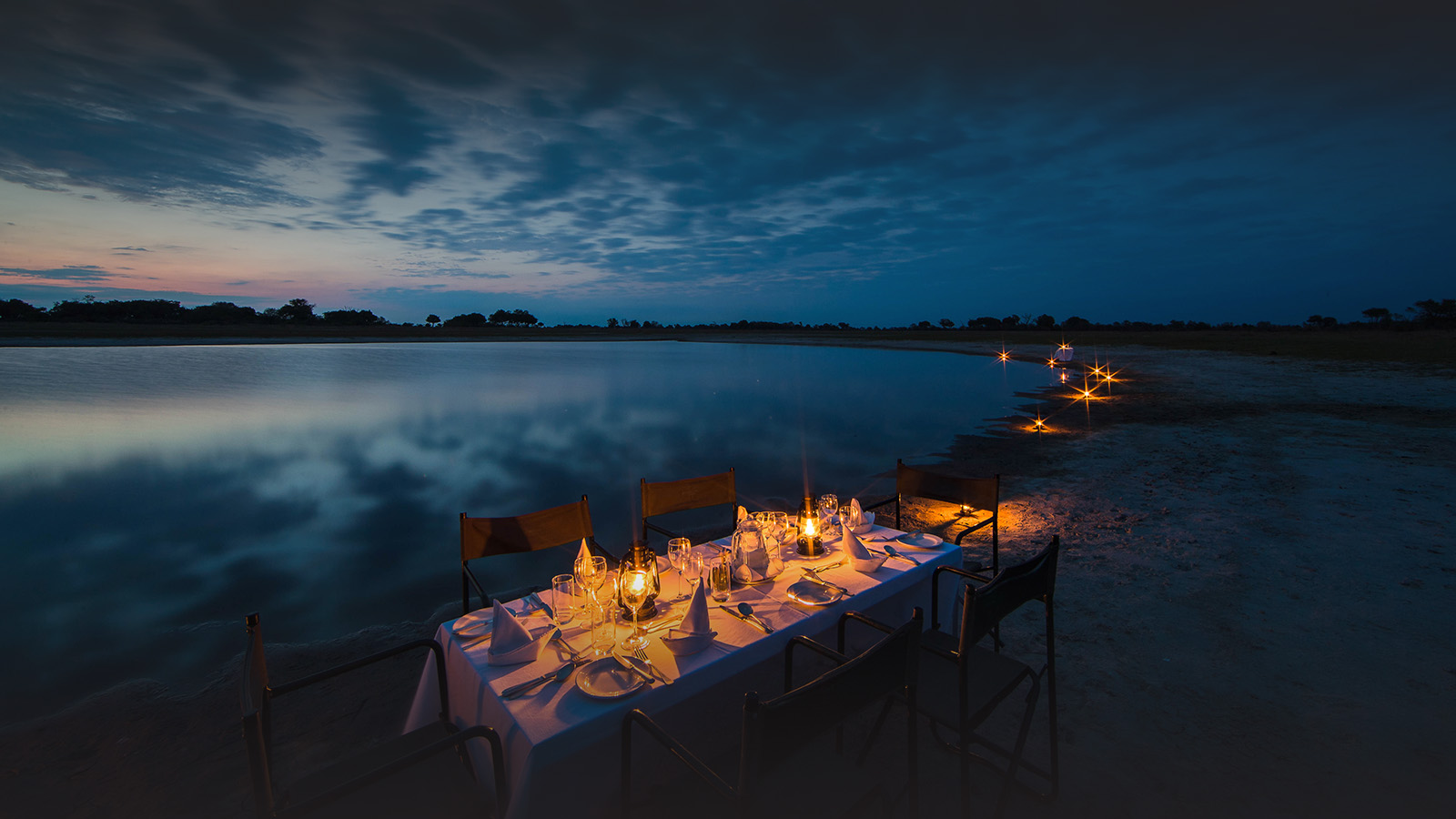 footsteps camp okavango-delta-botswana-lodges-zambia-in-style-dining-table