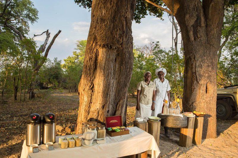 footsteps camp okavango-delta-botswana-lodges-zambia-in-style-safaris-bush-breakfast