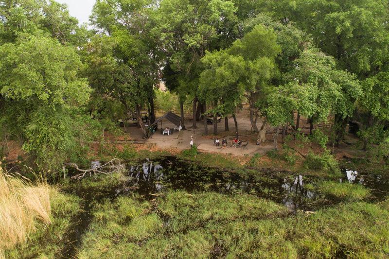footsteps camp okavango-delta-botswana-lodges-zambia-in-style-walking-safaris-view