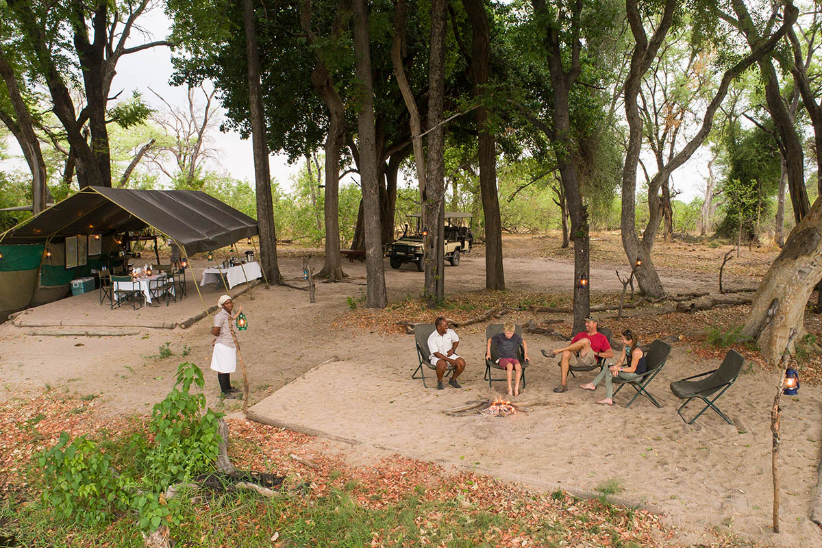 footsteps camp okavango-delta-botswana-lodges-zambia-in-style-walking-safaris