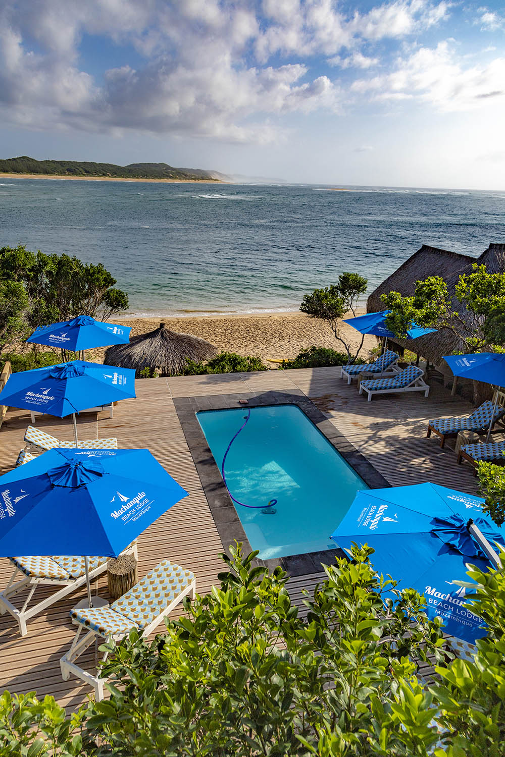 machangulo beach lodge mozambique-lodges-zambia-in-style-maputo-island-tours-pool-and-deck
