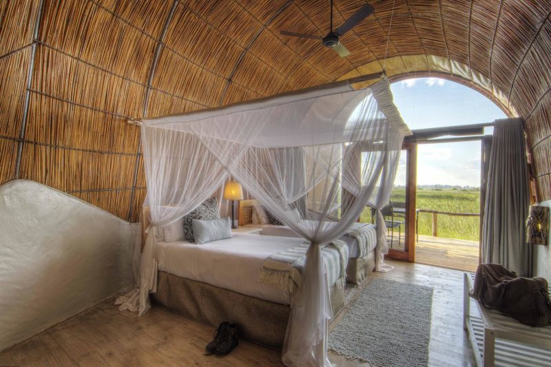 okuti camp moremi-game-reserve-botswana-lodges-safari-zambia-in-style-family-kids
