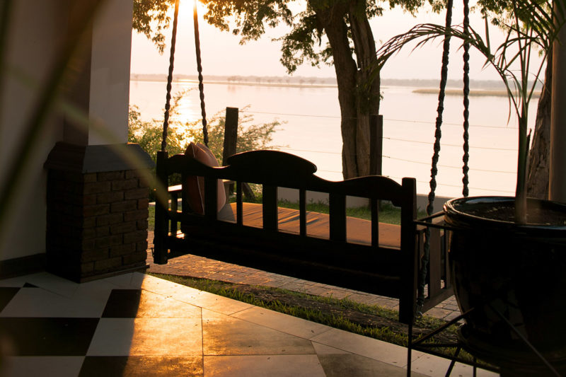 zambezi grande zambia-in-style-lower-zambezi-national-park-modern-lodge-rooms-main-lodge-seat-with-view