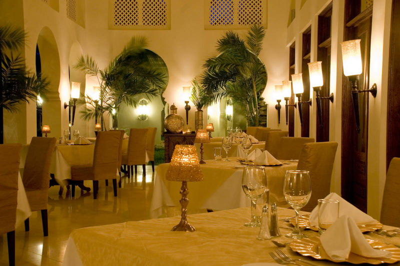 baraza-tanzania-lodges-zanzibar-zambia-in-style-paje-beach-gorgeous-fusion-of-arabic-swahili-indian-design-dining-area