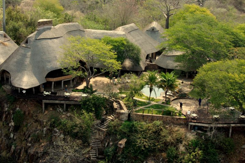 chilo gorge gonarezhou-national-park-zimbabwe-lodges-zambia-in-style-unique-landscape-aerial