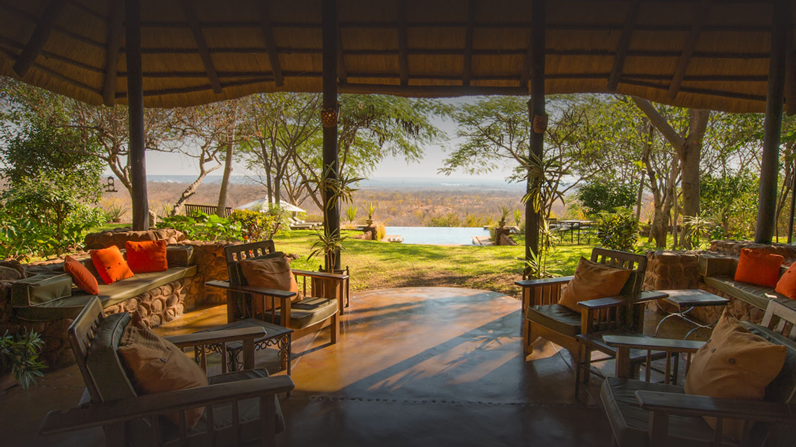 stanley safari lodge livingstone-lodges-zambia-in-style-african-styled-accommodation-outdoor-area