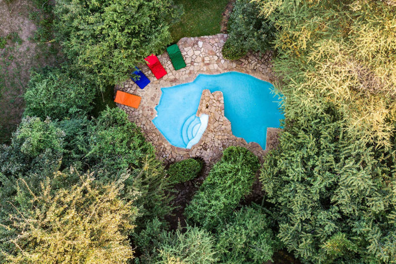 thornicroft lodge south-luangwa-mfuwe-area-zambia-in-style-swimming-pool-aerial-view