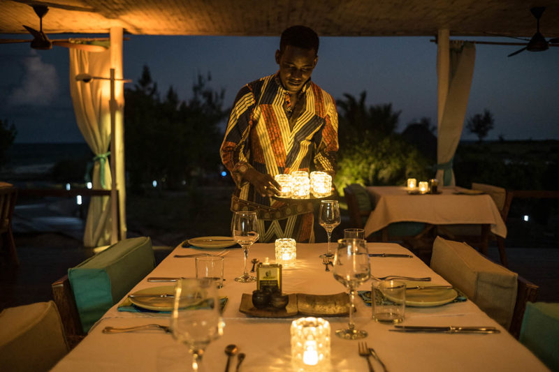 coral lodge nampula-province-mozambique-lodges-zambia-in-style-breath-taking-landscape-restaurant-amine-dinner-setup