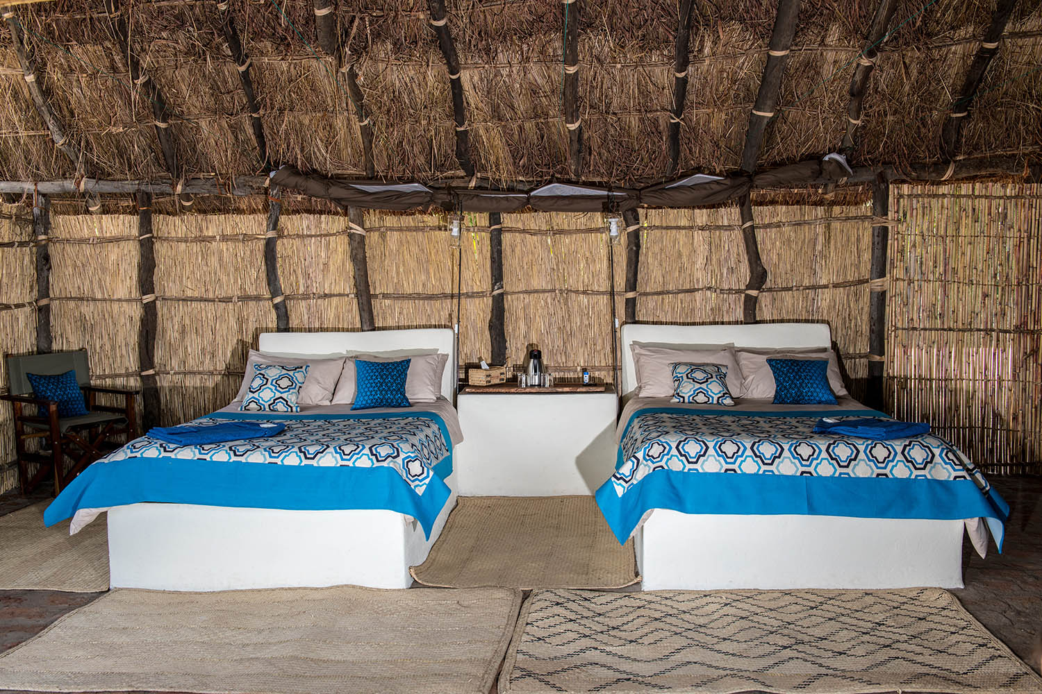 takwela-camp-north-luangwa-national-park-lodges-zambia-in-style-intimate-stay-twin-chalet-interior