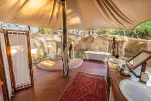 chongwe suite, lower zambezi national park