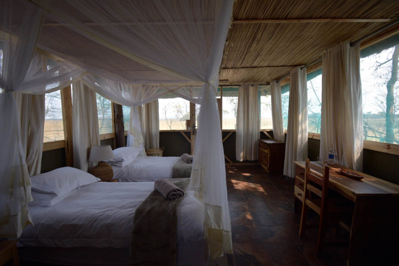 kasonso busanga camp kafue-lodges-zambia-in-style-busanga-plain-kafue-national-park-rustic-luxury-unique-location-exclusive-camp-camp-chalet-interior