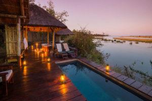 the royal zambezi, lower zambezi national park