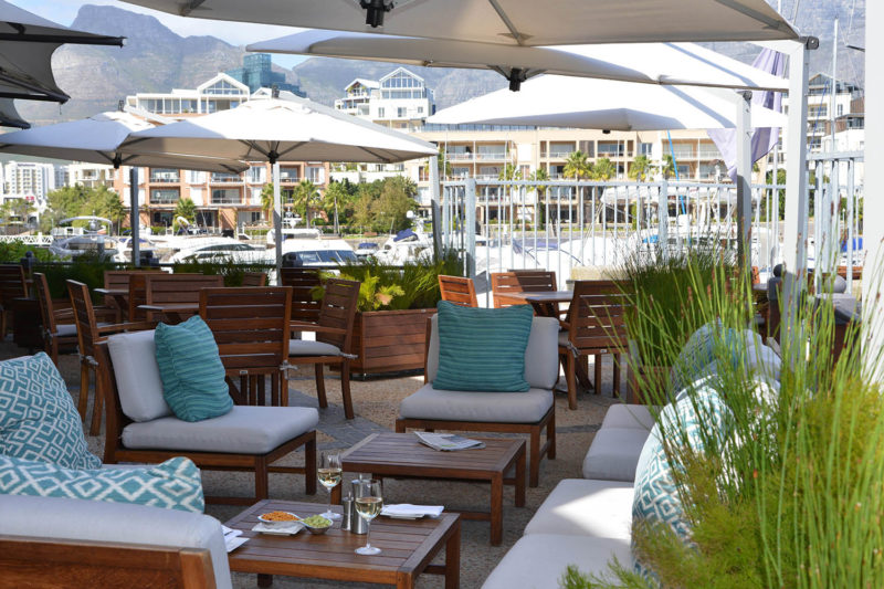cape grace hotel-cape-town-lodges-zambia-in-style-south-africa-elegant-atmosphere-bascule-bar-outside