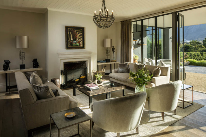 leeu estates franschhoek-cape-town-lodges-zambia-in-style-south-africa-exquisite-views-the-living-room-manor-house