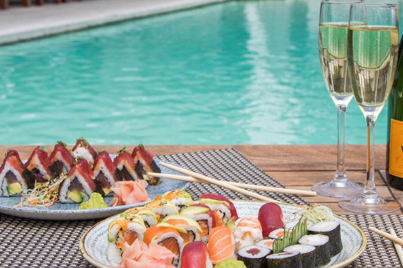 the bay hotel camps-bay-cape-town-lodges-zambia-in-style-south-africa-adventures-sushi-at-pool